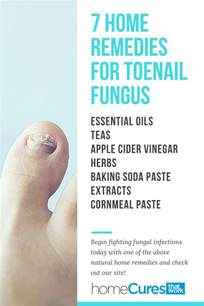 7 ways to treat toenail fungus naturally effectively