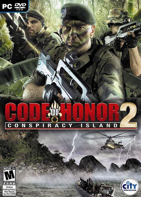 code  honor  conspiracy island igncom