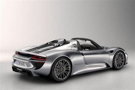 918 Spyder Porsche by Porsche 918 Spyder Review
