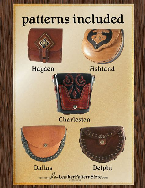 patterns in java volume 2 pdf leather patterns projects volume 2 issue 2 belt bag