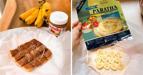 thai banana nutella pancake heres