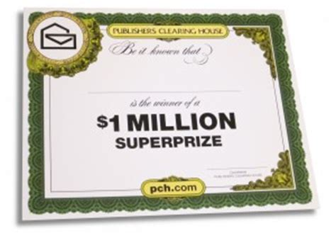 Publishers Clearing House Lotto Draw - startravelinternational com