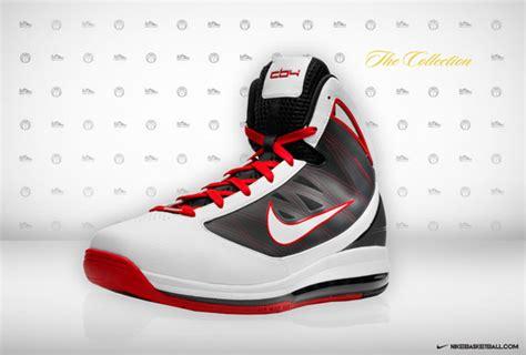 chris bosh basketball shoes nike air max hyperize chris bosh pe sneakernews