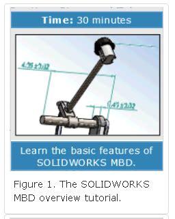 tutorial solidworks mbd solidworks mbd tutorials hướng dẫn c 225 ch l 224 m việc với mbd
