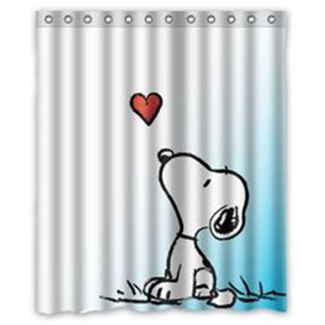 snoopy bathroom decor 1000 images about snoopy on pinterest shower curtains