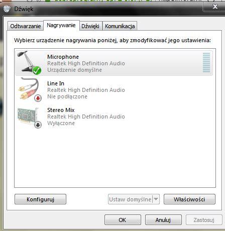 po podłączeniu słuchawek nie działa mikrofon problemy z oprogramowaniem dobreprogramy forum