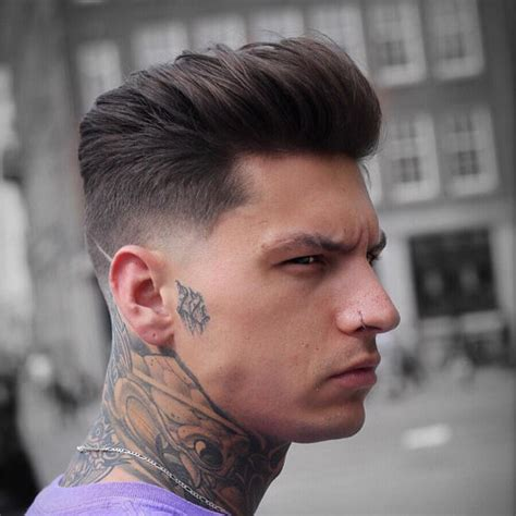 taper fade haircuts types  fades  guide