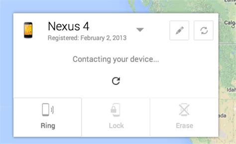 reset android virtual device google adds remote lock and password reset features to