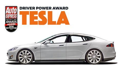 Tesla Motors Awards Driver Power Award 2016 Tesla Auto Express