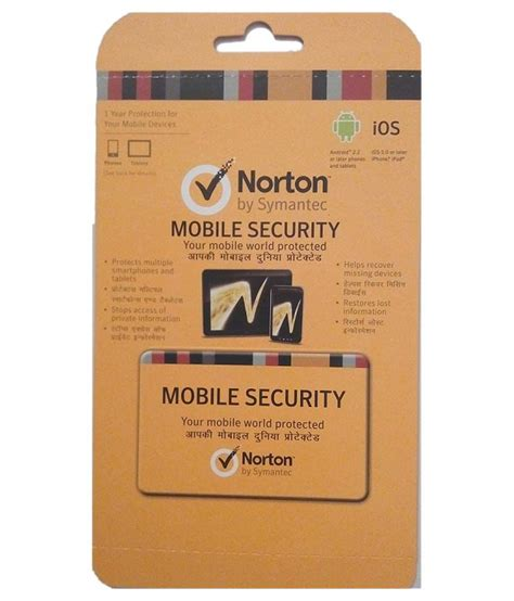 mobile security products norton mobile security buy norton mobile security