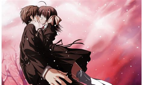 love kiss themes free download anime kiss of love wallpapers 1280x768 216004