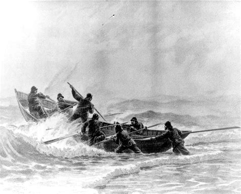 swift bass boat history file a life saving crew launches a surfboat through heavy