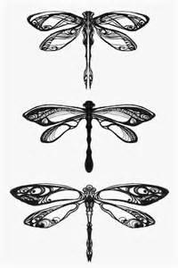 5 new dragonfly tattoo design ideas