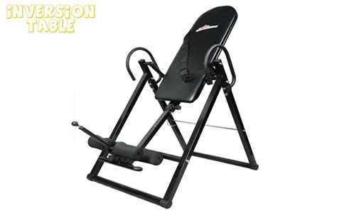 inversion table review v daily serving of news