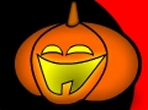 imagenes de halloween que se muevan dibujar calabaza de caricatura con flash especial