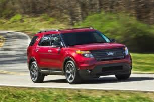 2013 ford explorer sport introduced with 350 horsepower v6