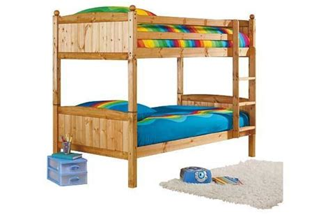 Argos Bunk Beds With Mattress Argos Classic Bunk Bed With Sprung Mattress Antique Pine For Sale In Booterstown Dublin From