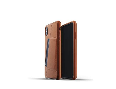 iphone xs max leather wallet 187 gadget flow