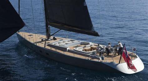 sailing yacht dark shadow wally yacht harbour