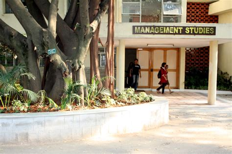 Iisc Bangalore Mba Admission 2017 by Indian Institute Of Science Department Of Management
