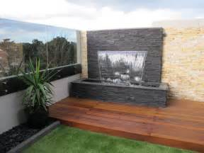 Backyard Feature Walls Saver 1200 Water Feature Wall Kit Projecting Effect