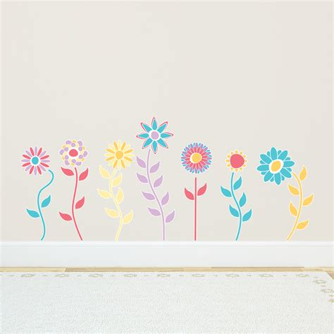flower wall stickers 28 pics photos wall flower stickers flower wall