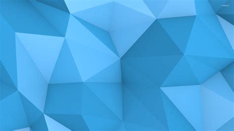 polygon pattern vector blue polygon wallpaper vector wallpapers 28641