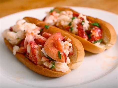 recipe lobster roll connecticut style warm buttered lobster rolls recipe