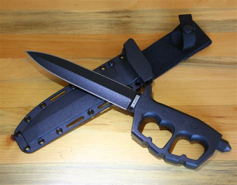 cold steel chaos edge trench knife 80ntp