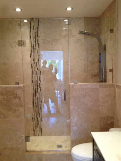 Frameless Shower Doors Miami Frameless Shower Glass Doors