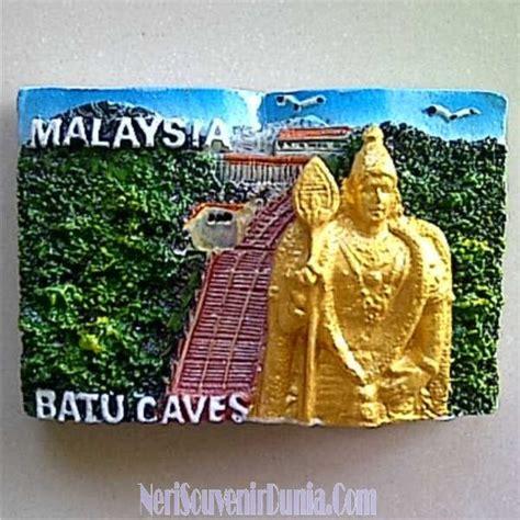 Jual Souvenirs Asbak Malaysia jual souvenir magnet kulkas batu caves malaysia