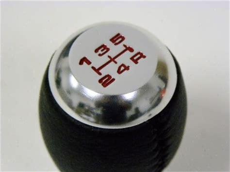 06 10 honda civic si fg fa oem style shift knob 5 speed ebay