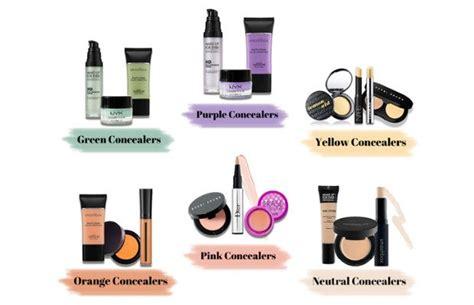 color concealer must makeup correcting tools chelsea crockett