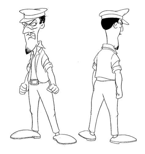 animated cartoon factory