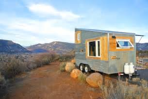 Rocky mountain tiny houses boulder side