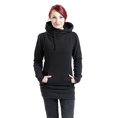Hoodie I Like To Get High 7dqk s draw string beam waist korean style high neck cotton hoodie sweatshirt top fashion