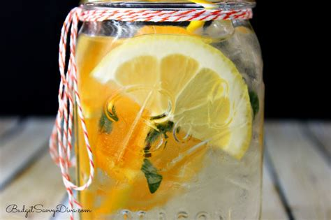 Belly Slimming Detox Water by Belly Slimming Detox Water Recipe Budget Savvy