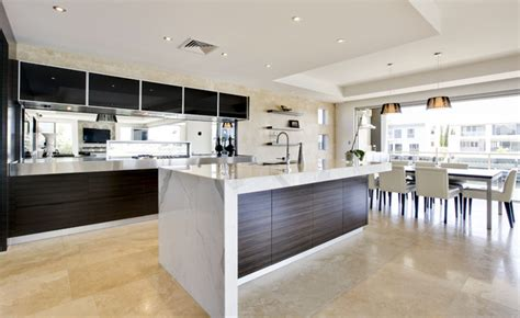 Australian Kitchen Design by Contemporary Kitchen Design Soverign Island Gold Coast