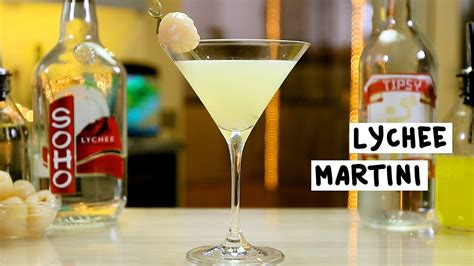 martini litchi lychee martini