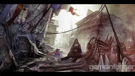 assassin s creed unity s concept art won t get any complaints from us vg247 assassin s creed unity concept art youtube
