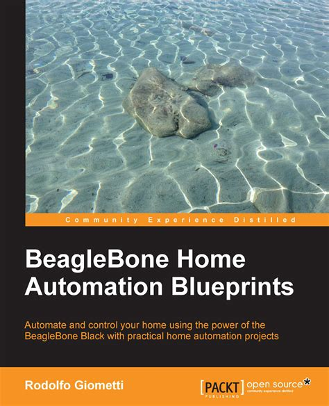 beaglebone home automation blueprints packt books