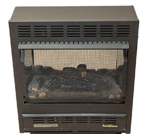 ventless gas fireplaces only gt buck model 1127 vent free