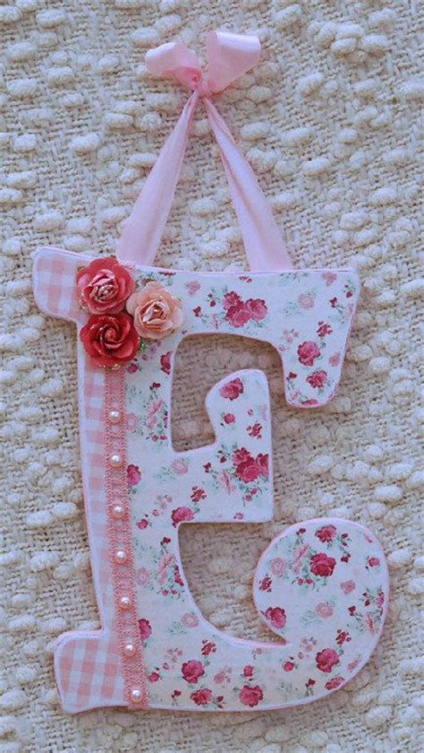 custom nursery letters baby name wooden wall letters shabby chic nursery decor the rugged pearl