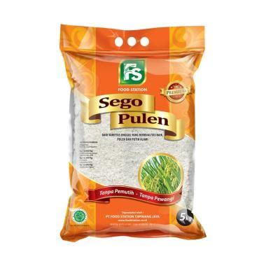 Beras Rojolele Fs Premium 5kg jual beras 5 kg pandan wangi rajalele maknyus dll