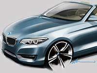 Zulassungszahlen Bmw 1er Coupe by Bmw 2er Cabrio Das Design Athletisch Und