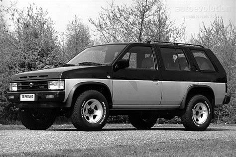 nissan terrano 1990 nissan terrano 5 doors 1990 1991 1992 1993