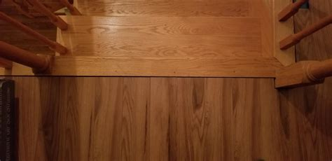 What to do with laminate at the stairs   DoItYourself.com