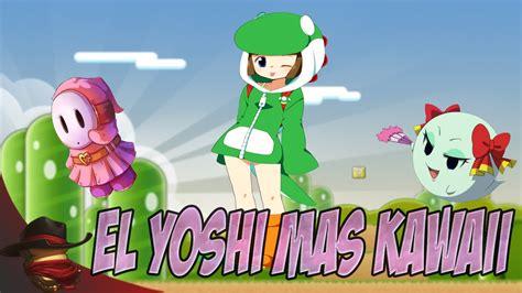 imagenes de yoshi kawaii el yoshi mas kawaii mario maker youtube