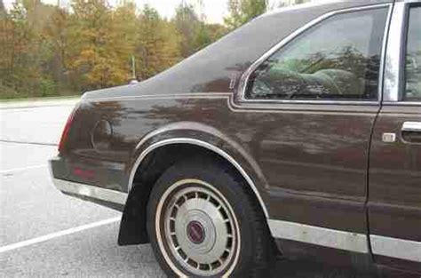 all car manuals free 1985 lincoln continental mark vii on board diagnostic system service manual all car manuals free 1985 lincoln continental mark vii on board diagnostic