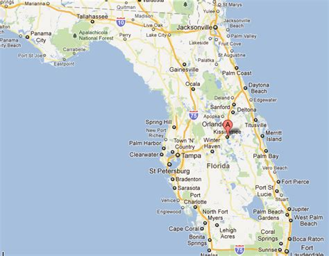 florida sws map city of kissimmee ditch lining water solutions